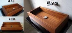 УМЫВАЛЬНИКА WOODWASH | AF - умывальник современная ванная комната дерево