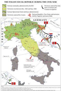 Image result for Repubblica di Sal Italian Social Republic 1943