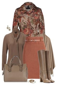 """""""set"""" by vesper1977 ❤ liked on Polyvore featuring Aquarama, ESCADA, Jaeger, Dsquared2 and Tory Burch"""