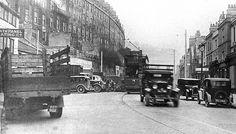 Walcot Street about 1934