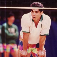 Hawai'i Men's Volleyball great Allen Allen dominated the court on his way to being named first team All-American during the '88 and '89 seasons