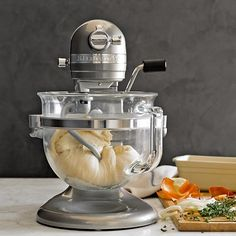 KitchenAid Professional 6500 Design Series Stand Mixer #williamssonoma