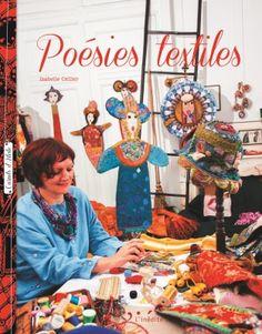 Poésies textiles - Isabelle Cellier