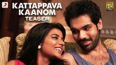 Kattappava Kaanom - Teaser |  Sibiraj, Aishwarya Rajesh | Santhosh Dayan...