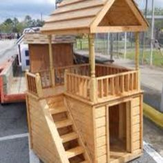 One of my favorite dog houses!