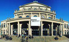 Beautiful day today beautiful performance tonight !!! #joergmannes #hannoverballett #hannoverballet #hannover #ballet #heroes #nilschriste #jiribubenicek #jeuxjaloux #5gedichte