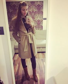 W końcu doczekałam się długiego lustra #selfie #mirror #mirrorselfie #look #style #dandylady #elegant #coat #polishgirl #fashion #ootd #picoftheday #good #day #woman #wear #womensfashion #inspiration