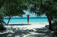 Seaside strolls with Malia Murphey