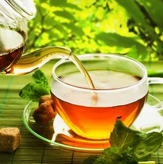 Honey Lemon Ginger Tea Recipe – Natural Cold and Flu Relief