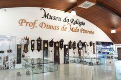 Museu do Relógio é atração turística para todas idades em SP