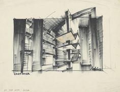 Meet the Film Industry's Most Successful Architect in Deutsche Kinemathek's Latest Exhibition
