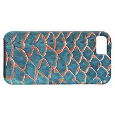 """Fish Scales Phone Case"" Cover For iPhone 5/5S"