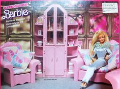 Barbie Furnitures Living Room This My Fantasy Drawer Intended For ...