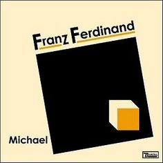 """Cover of Michael based on """"The proun"""" El Lissitzky (1929)."""