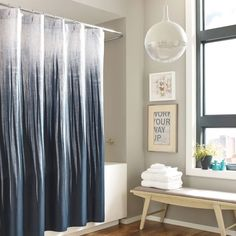 Kenneth Cole shower curtain