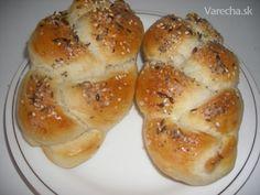 Domáce pletenky (fotorecept) - recept | Varecha.sk