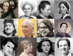 Especial mujeres en la historia de la Ciencia en La mecánica del caracol Einstein, Literature, Religion, In This Moment, History, Music, People, Top Girls, Sports
