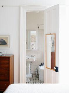 Designer Lena Corwin's Home in Brooklyn, NY on Remodelista