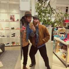 Mistletoe kisses and Christmas shopping with this one.  @andotherstories #me #gpoy #selfie #beard #beardy #menwithbeards #menwithtattoos #boyswithtattoos #boyswithbeard #beardgang #beards #vintage  #style #piercing #instagram #insta #ink #tattoo #tattooed #septum #christmas #menstyle #mensfashion #streetstyle #braids #manbraid #shoping #manchester