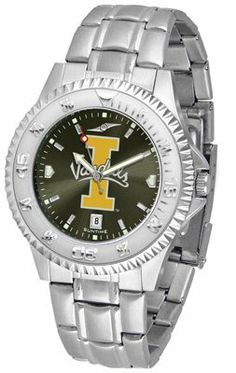 Idaho Vandals - University Of Competitor Anochrome - Steel Band - Men's - Men's College Watches by Sports Memorabilia. $87.08.