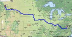 Driving Directions from Helena, Montana to Charlottesville, Virginia   MapQuest