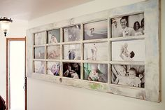 Here's a perfect project for your hallway or entry. Do you have a door in your home you aren't using anymore? Know the many clever uses for it for the hallway! If your old door is a glass door, then you can use it to display your most favourite family photos. Or perhaps you have a solid door? Then why not apply chalkboard paint or a sticky back chalkboard roll so that you can use it to leave notes or get the whole family organized? Mounting hooks for coats or keys, and adding a shelf are ...