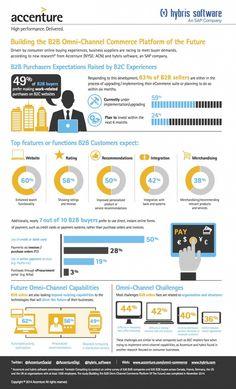 Infografía: Las webs de consumo influyen en la funcionalidad comercio electrónico B2B