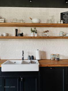 Kuchnia - projekt NYLOFT — HOUSE LOVES Double Vanity, Bathroom, Washroom, Bathrooms, Bath, Bathing, Bath Tub