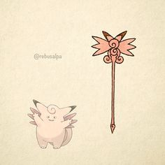 Clefable: Staff