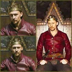 BBC Shakespeare Drama ' Hollow Crown - Henry 5th ' - 2012
