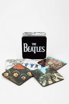 Beatles' coasters