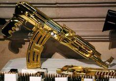 UZI GOLD, MAÑANA SALE ******* - d_mente23 | D and Gold