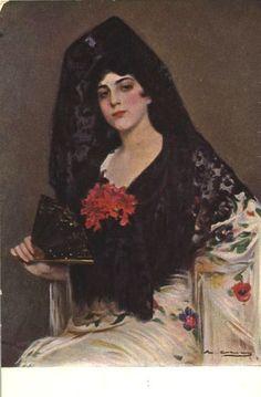 Ramón Casas i Carbó (Spanish, 1866-1932)