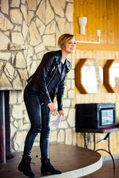 We hung with some pretty powerful women the other day, you guys. http://www.thecoveteur.com/evan-rachel-wood-gucci-guilty/