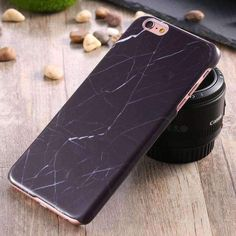 Kisscase Marble Phone Case For Iphone 6 6S Plus 8 8 Plus Hard Plastic Protective Shell Coque Thin Cover For Iphone 7 7 Plus