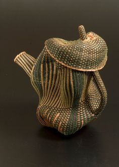 Tea pot by Polly Adams Sutton