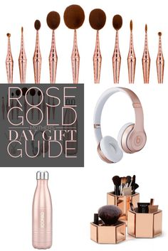 Rose Gold Mother's Day Gift Guide – Life Raising My 3 Little Mamis <3