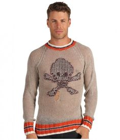 Loosely Weaved Crew-Neck Sweater by Vivienne Westwood