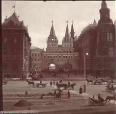 Иверские ворота.  1896-1900гг