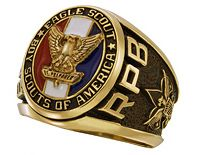 For James when he makes Eagle scout!