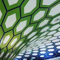 Ceiling at #abudhabi #airport #UAE #UnitedArabEmirates #travel