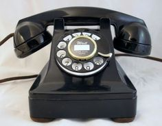 Yep! 1st telephone I can remember at our house...SY4-2657