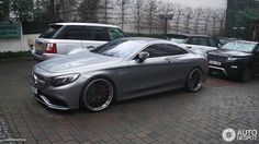 Mercedes-Benz S 65 AMG Coupe C217 2