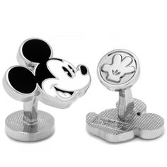 Official Disney Mickey Mouse cufflinks. Comes with Disney gift box and made from top quality materials. $65 on our website.   #Disney #MickeyMouse #mickey #cartoons #cufflinks #jewelry #MensFashion #style #fashion