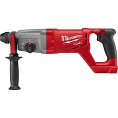 """Milwaukee M18 FUEL 1"""" SDS Plus D-Handle Rotary Hammer (Tool Only)"""