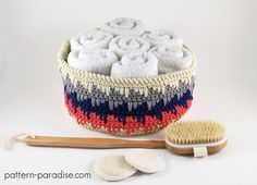 Ravelry: Himalayan Basket pattern by Maria Bittner