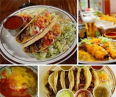 New Mexican food. Having a hard time deciding? #PapaFelipes