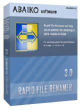 Rapid File Renamer 3.0