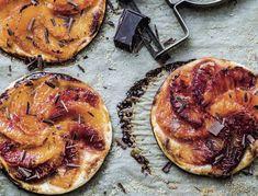 Ma tarte fine caramélisée à l'orange sanguine - Laurent Mariotte