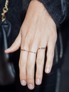the thin rings